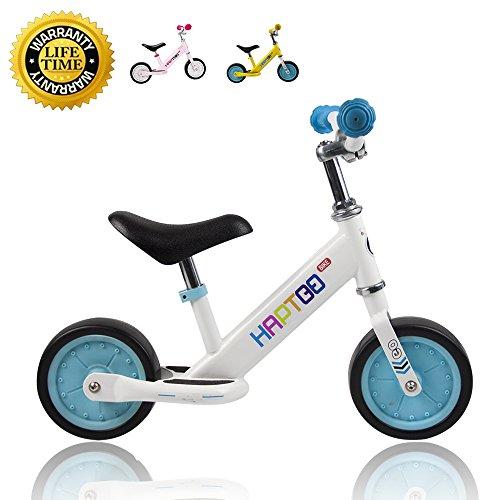 HAPTOO 12 Zoll Laufrad, Laufräder für Kinder Mädchen Junge 2 - 4 Jahre