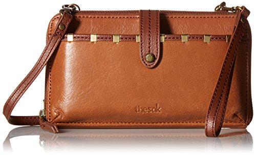 The Sak Iris Smartphone Crossbody, Tobacco Staples