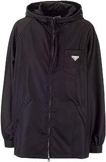 PRADA Luxury Fashion Womens 29X758S201I18F0002 Black Outerwear Jacket |