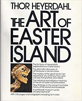 The art of Easter Island 0385047169 Book Cover