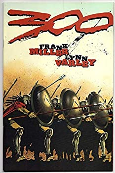 300 #1 - Comic Book - 1st Print - Frank Miller  300 1
