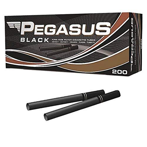 1000 Pegasus Hülsen schwarze Filterhülsen(5x200)
