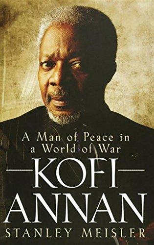 Kofi Annans: Miera cilvēks kara pasaulē (izdevums angļu valodā)