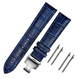 Moran Quick Release Leather Watch Bands...