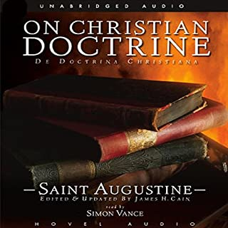 On Christian Doctrine  cover art