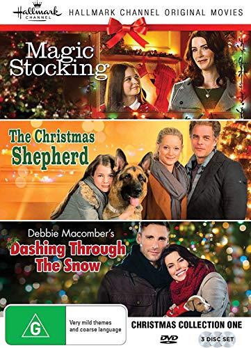 Hallmark Christmas Collection One (Magic Stocking / The Christmas Shepherd / Dashing Through The Snow)