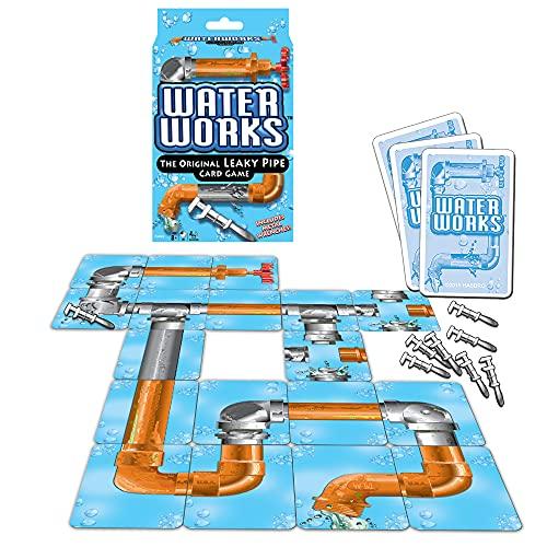 [ウィニングムーブズ]Winning Moves Classic Waterworks Card Game 1196 [並行輸入品]