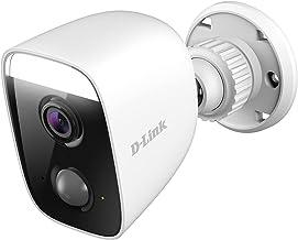 D-Link Australia Full HD Outdoor Wi-Fi Spotlight Camera
