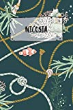 Nicosia: Ruled Travel Diary Notebook or Journey  Journal - Lined Trip Pocketbook for Men and Women with Lines