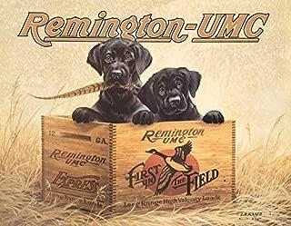 Desperate Enterprises Remington - Finder's Keepers Tin Sign, 16