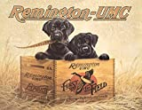 Desperate Enterprises Remington - Finder's Keepers Tin Sign, 16' W x 12.5' H