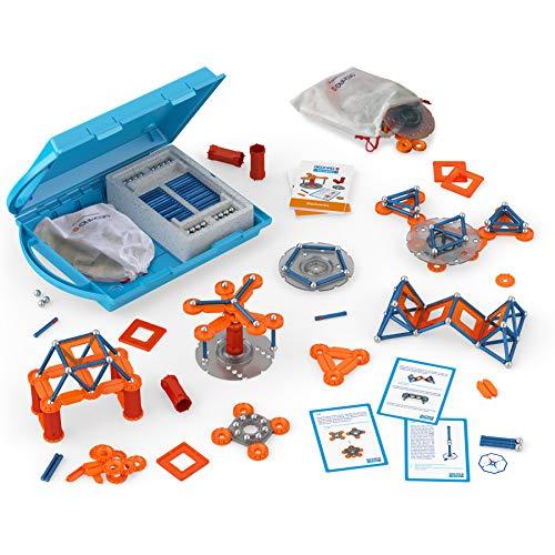 GEOMAG Education 225 - Mechanik - Magnetspielzeug - 260-teilige Box