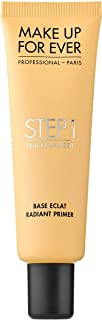 Make Up Forever Step 1 Skin Equalizer Radiant Primer Yellow - For Light to Medium Skin (M000027409)