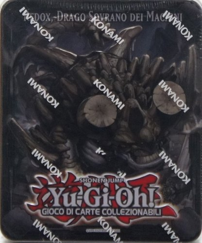 konami yu gi oh tin collection wave 2