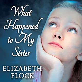 What Happened to My Sister audiobook cover art