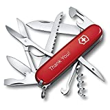 Personalized Huntsman Swiss Army Knife by...