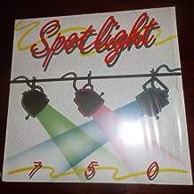 Caracas 750 presenta Spotlight // Vinyl Varios Artist Compilation
