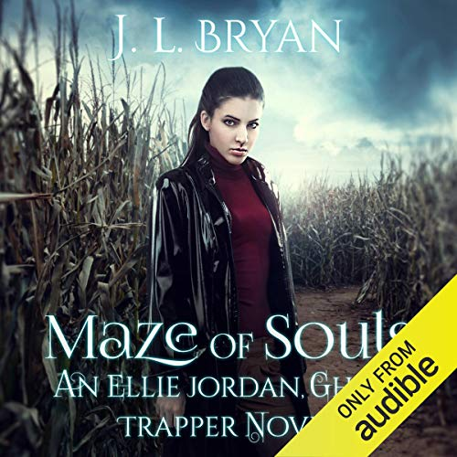 Maze of Souls audiobook cover art
