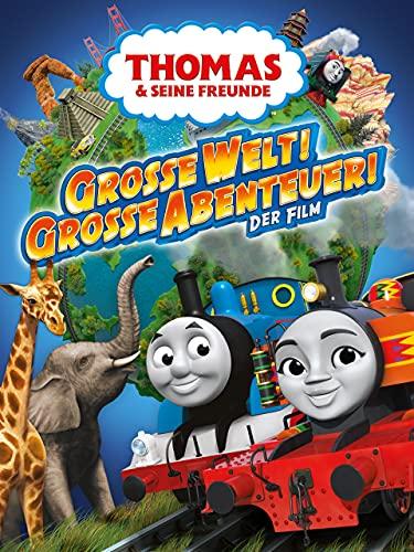 Thomas & Freunde - Große Welt! Große Abenteuer!