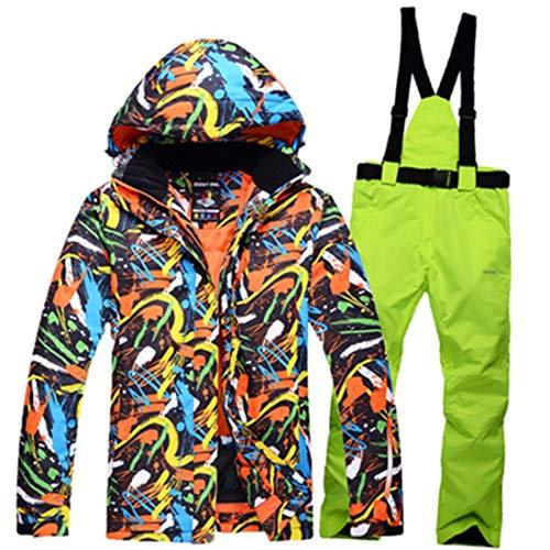 para Deporte tama/ño 2XL Color Blanco Senderismo Cortavientos para Hombre con Cremallera para Deportes al Aire Libre Genlesh Resistente al Agua Camping