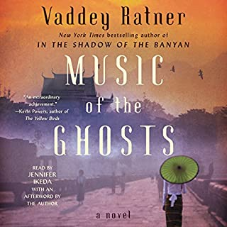 Music of the Ghosts audiobook cover art
