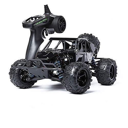 2.4G Profesional de alta velocidad de la deriva RC de carreras de coches, de carga USB 380 Fuerte Magneto rc camiones, pie grande RC Buggy absorción de choque, control remoto de coches de juguete de r