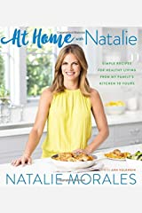 At Home with Natalie Hardcover