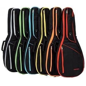 Gewa Gitarren Gig Bag IP-G Serie Konzert 1/2 orange