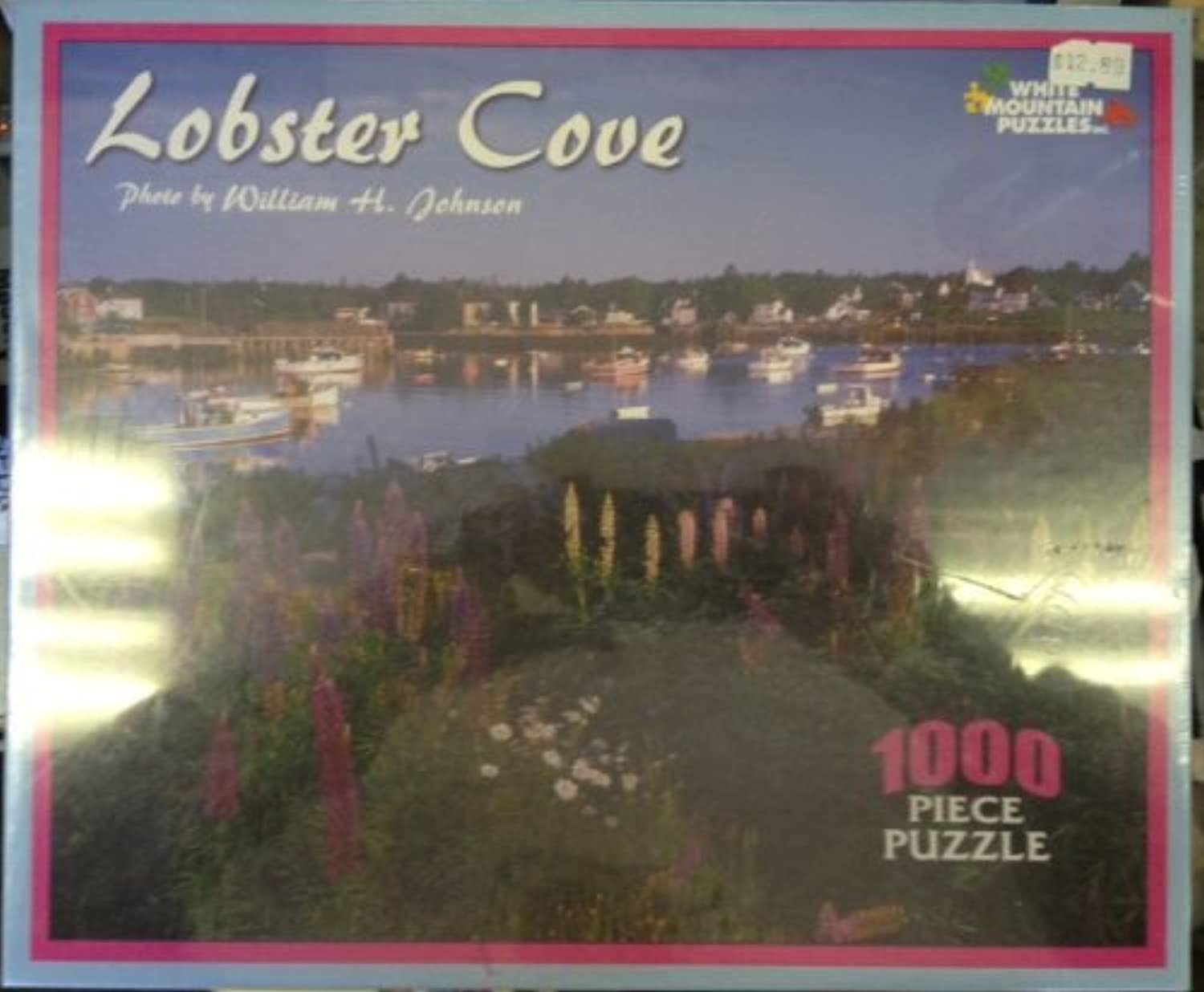 Lobster Cove by White Mountain