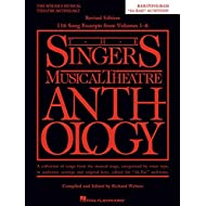 Singer's Musical Theatre Anthology: 16-Bar Audition: Baritone/Bass Edition
