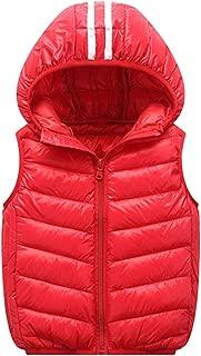 Amazon.es: Rojo - Ropa de abrigo / Niño: Ropa
