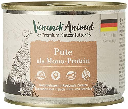 Venandi Animal Nourriture Premium Poule de Dinde en Tant que...