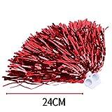 Zoom IMG-2 6pcs 7 colori cheerleading poms