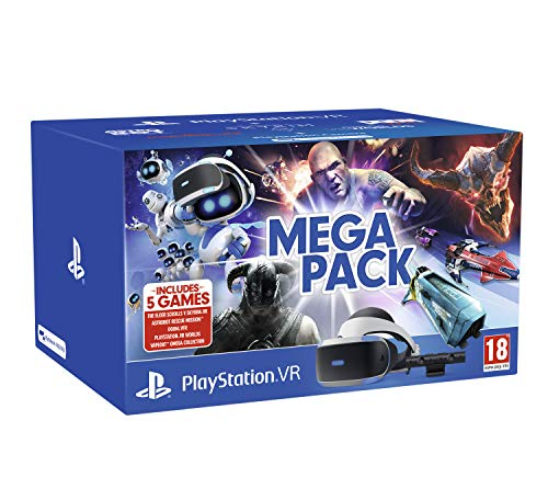 PlayStation VR Mega Pack - PlayStation 4 [Importación inglesa]