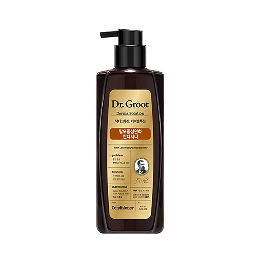 マラウイ記者勇敢な【Dr.Groot】ドクターグルート Dr.グルート 脱毛防止コンディショナー 敏感な頭皮用(Anti Hair Loss Conditioner -For snesitive scalp-)