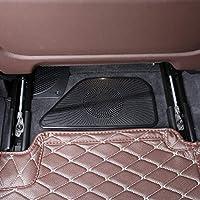 カーアクセサリーエアアウトレット防塵装飾メッシュカバーの下のABSブラックシートに適していますBMW 5シリーズG30 2017-2020