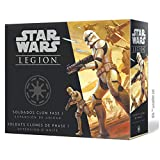 Fantasy Flight Games- Star Wars Legión: Soldados clon fase I, Color (SWL47ES) ,...