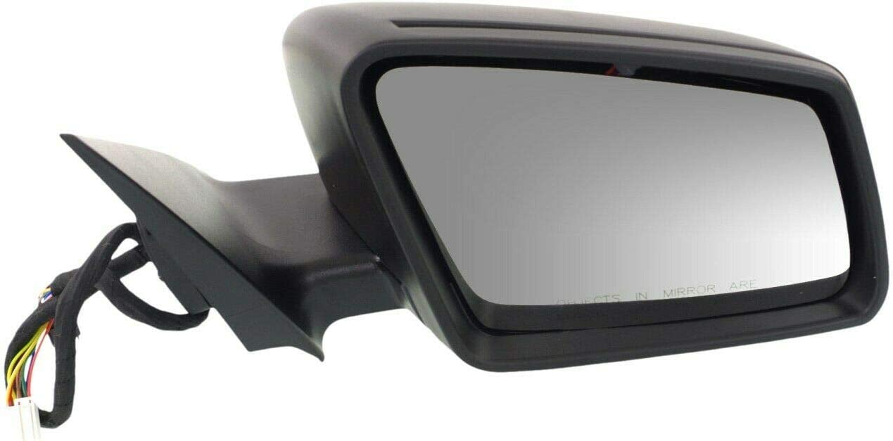 Mirror Passenger Right Regular discount Side Over item handling Heated Benz AMGRH Hand For 117810087