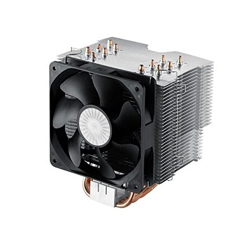 Cooler Master RR-H6V2-13PK-R1 Hyper 612 Ver.2 - Silent CPU Air Cooler with 6 Direct Contact...