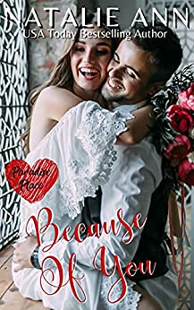 Because Of You (Paradise Place Book 10) by [Natalie  Ann]