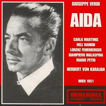 Verdi: Aïda (Wien 1951)