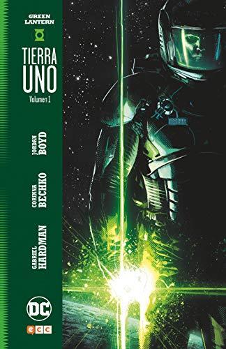 Green Lantern: Tierra uno vol. 01 (Segunda edición)