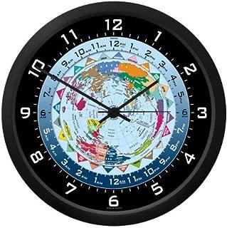 World Time Clock - 10 Inch