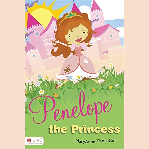 Penelope The Princess audiobook cover art