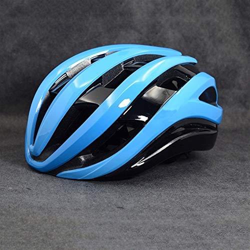 Generic Brands Casque Cycle Hommes Casco Ciclismo de Casque de vélo Femme Casque de vélo Route Lazer Nouveau Casque Cycliste Route VTT Casque VTT (Couleur : 09, Size : M)