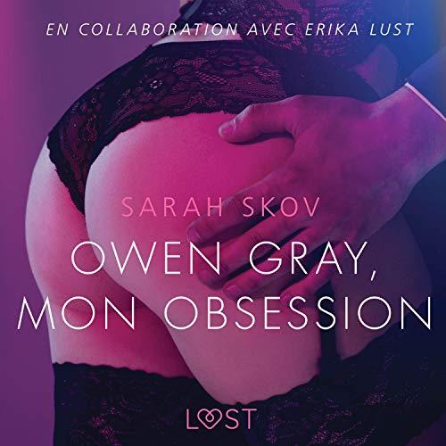 Owen Gray, mon obsession cover art