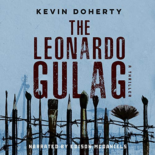 The Leonardo Gulag audiobook cover art