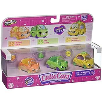 Shopkins Cutie Car Spk Season 1 Fast N Fruity | Shopkin.Toys - Image 1