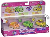Shopkins Cutie Car Spk Season 1 Fast N Fruity 3 Pack