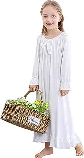 Best organic girls nightgown Reviews